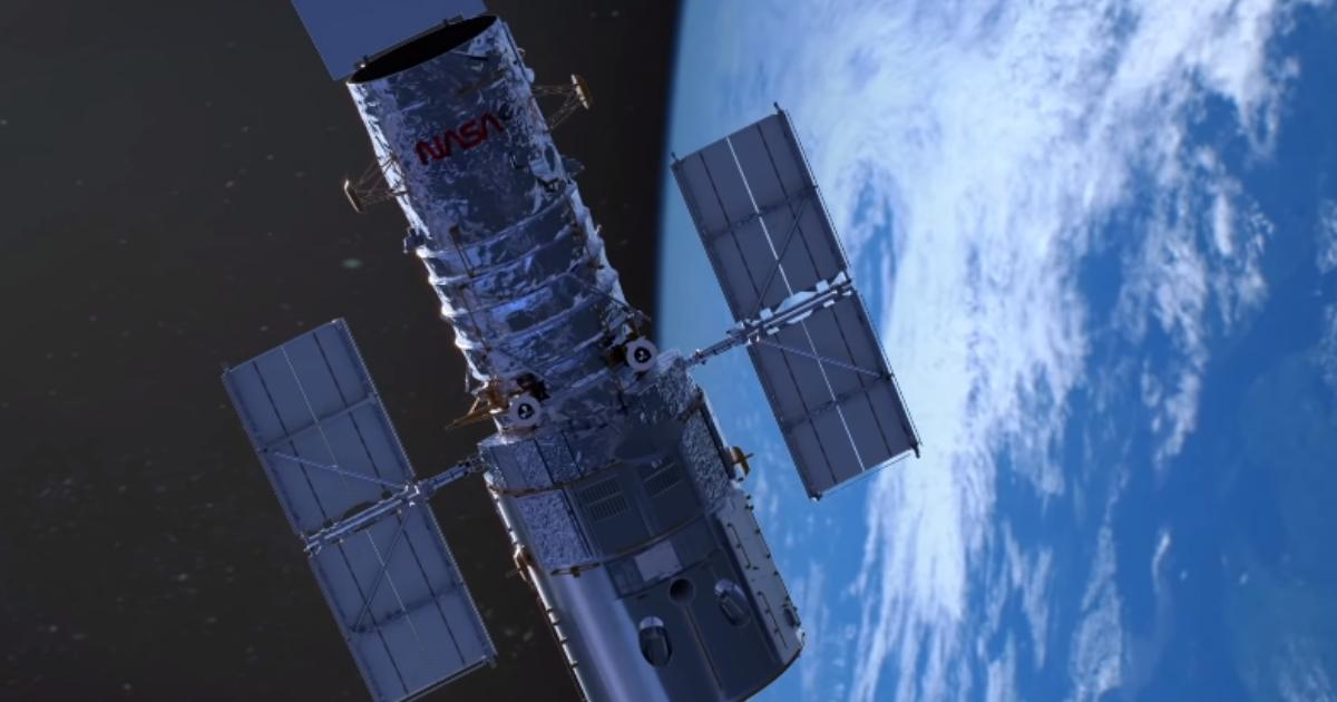Фото Гигантская аномалия образовалась над Землей - NASA