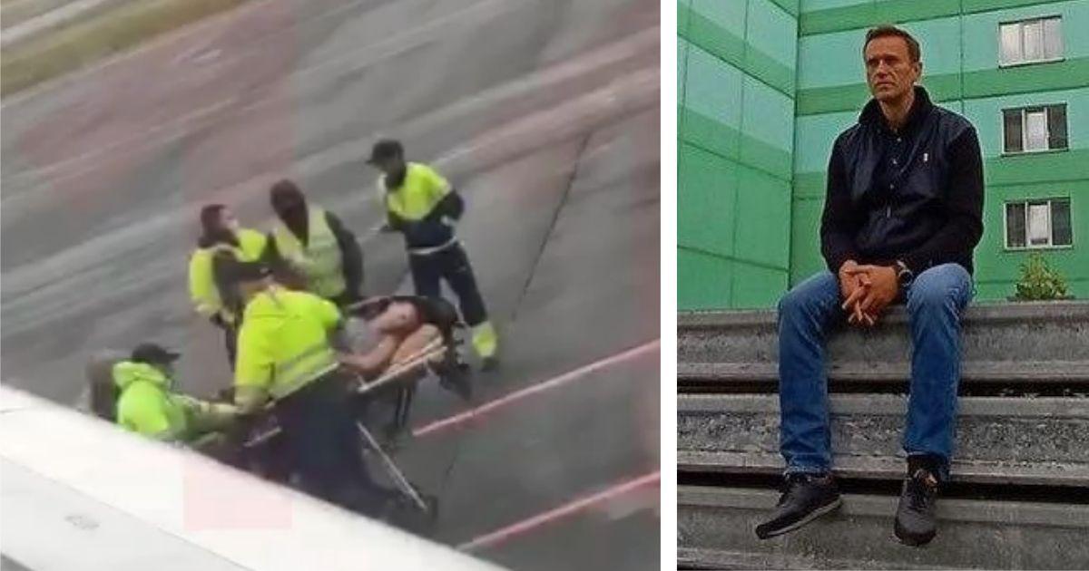 Фото Навальный в тяжелом состоянии - главврач. Подробности госпитализации