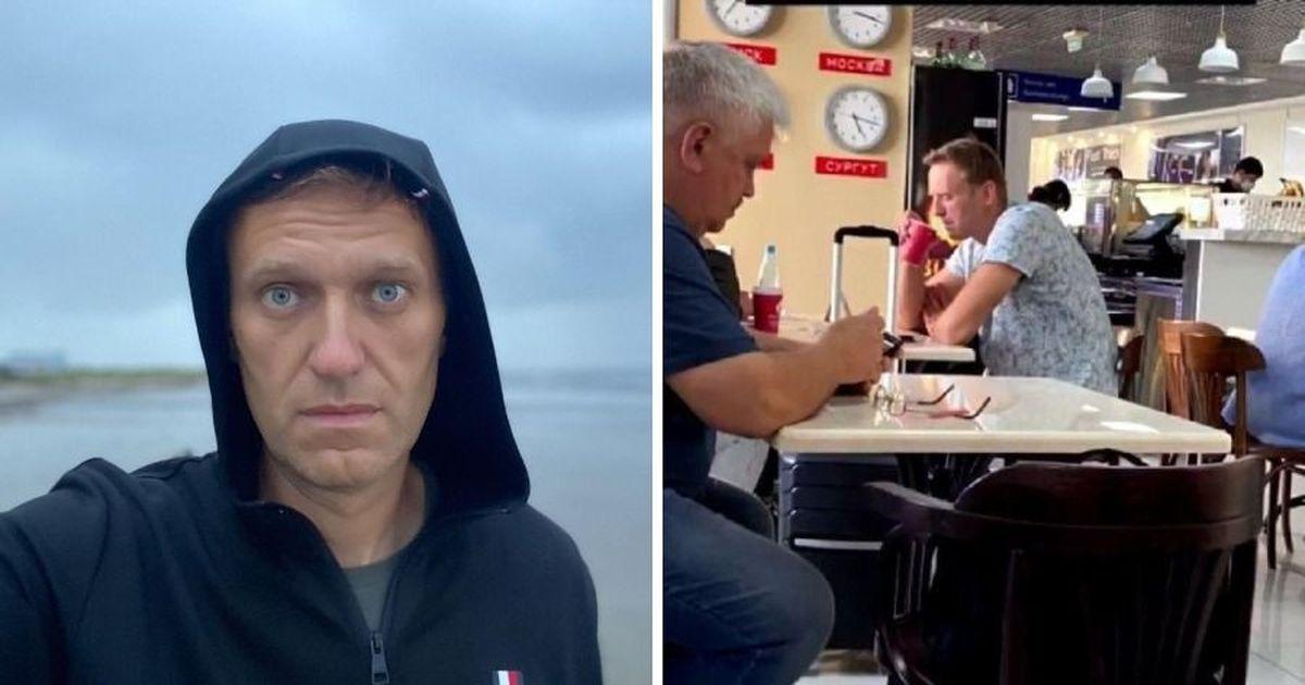 Фото Жданов: В организме Навального обнаружен яд, опасный для окружающих