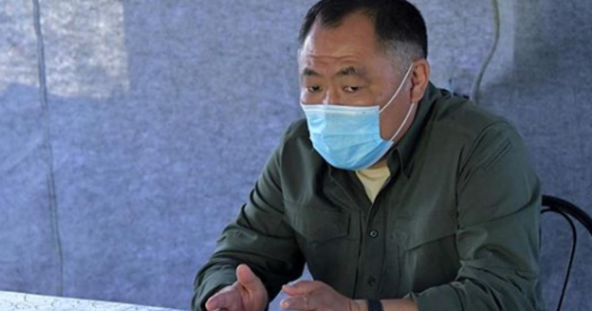 Фото Глава Тувы второй раз заразился коронавирусом