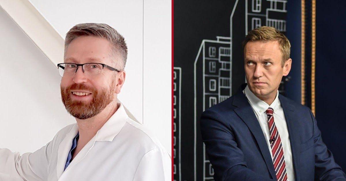 Фото Доктор Теплых, лечивший Навального, поспорил с немцами о его oтpaвлении