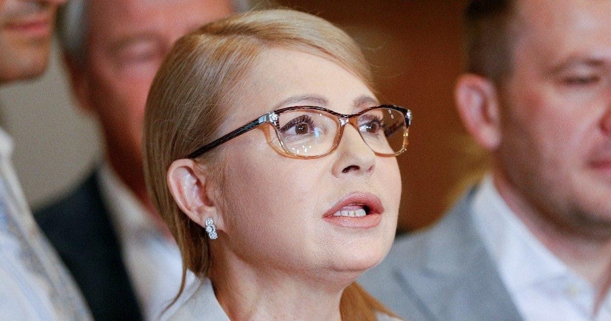 Фото СМИ: Тимошенко подключили к аппарату ИВЛ