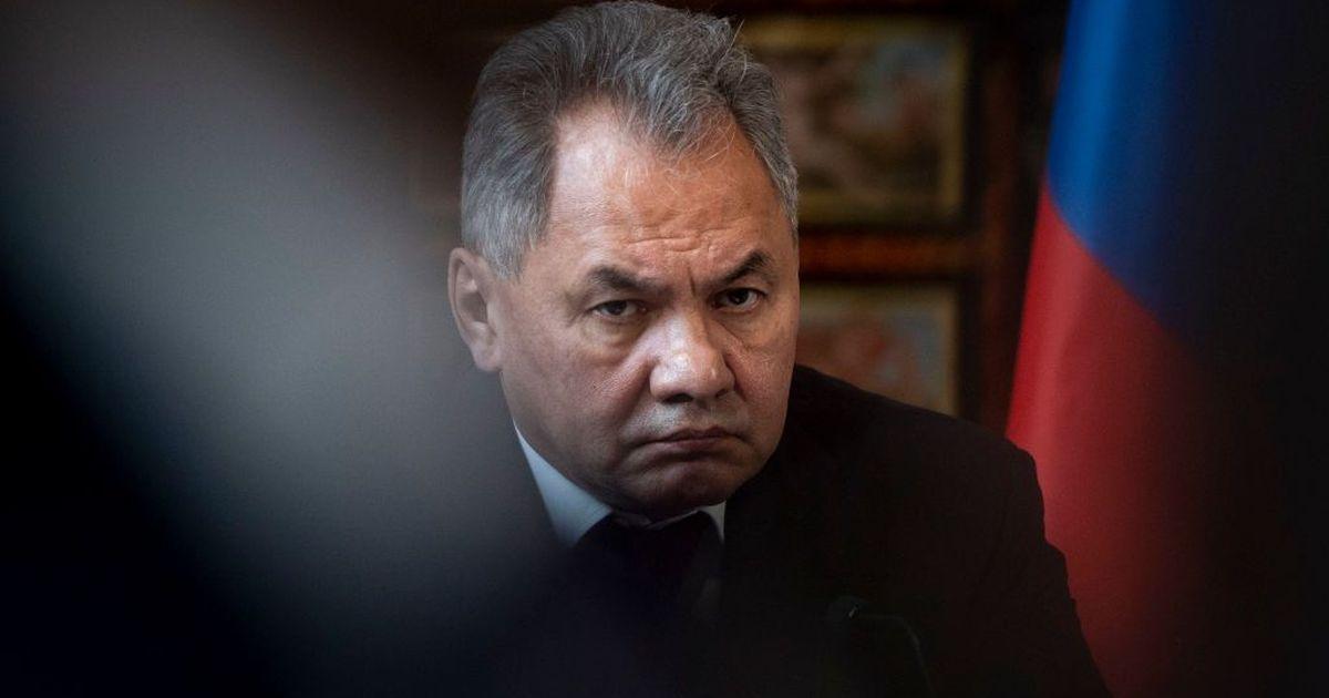 Фото Шойгу: Россия не заинтересована в эскалации напряженности в Закавказье