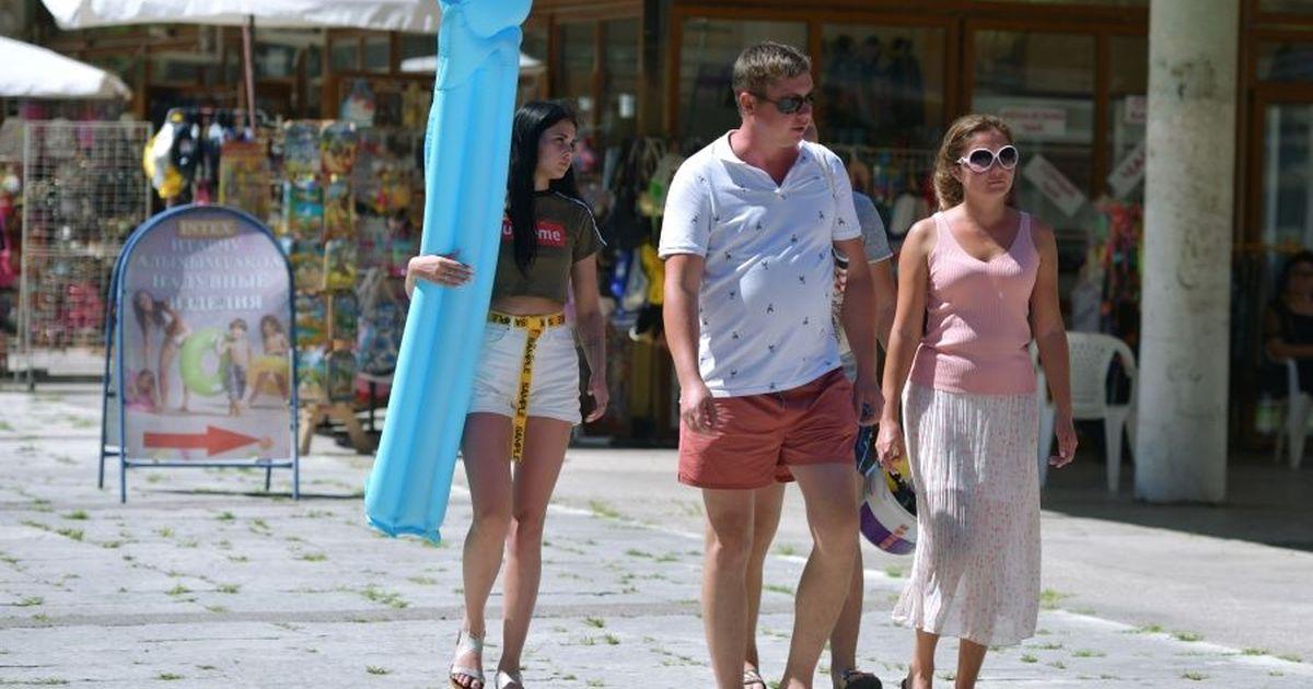 Фото Отечественные курорты пожаловались на придирчивых россиян