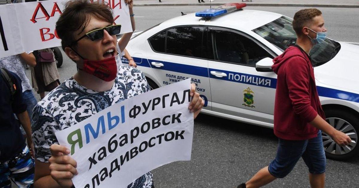 Фото Жириновский предложил успокоить протесты в Хабаровске домашним арестом Фургала