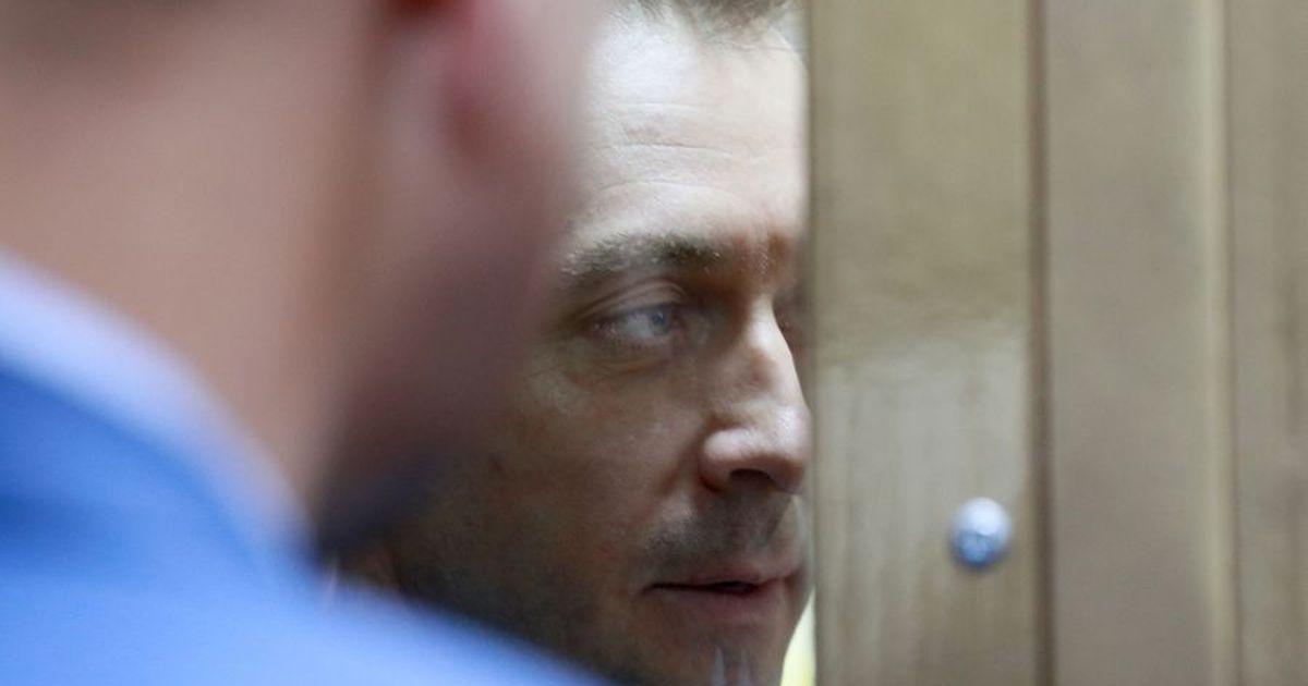 Фото Суд счел полковника Захарченко склонным к побегу