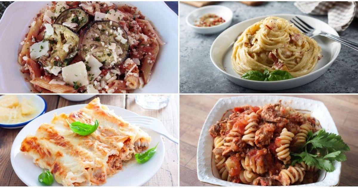 Фото 7 разнообразных блюд итальянской кухни