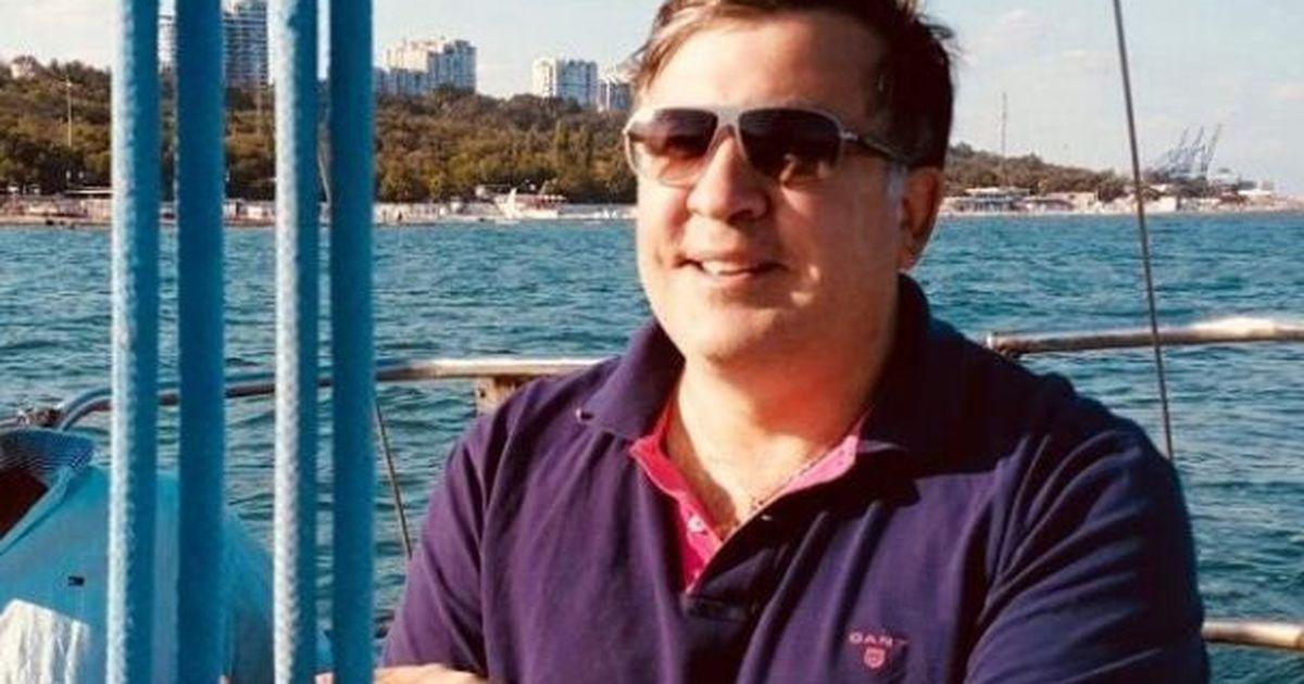 Фото Саакашвили рассказал о возвращении в Грузию