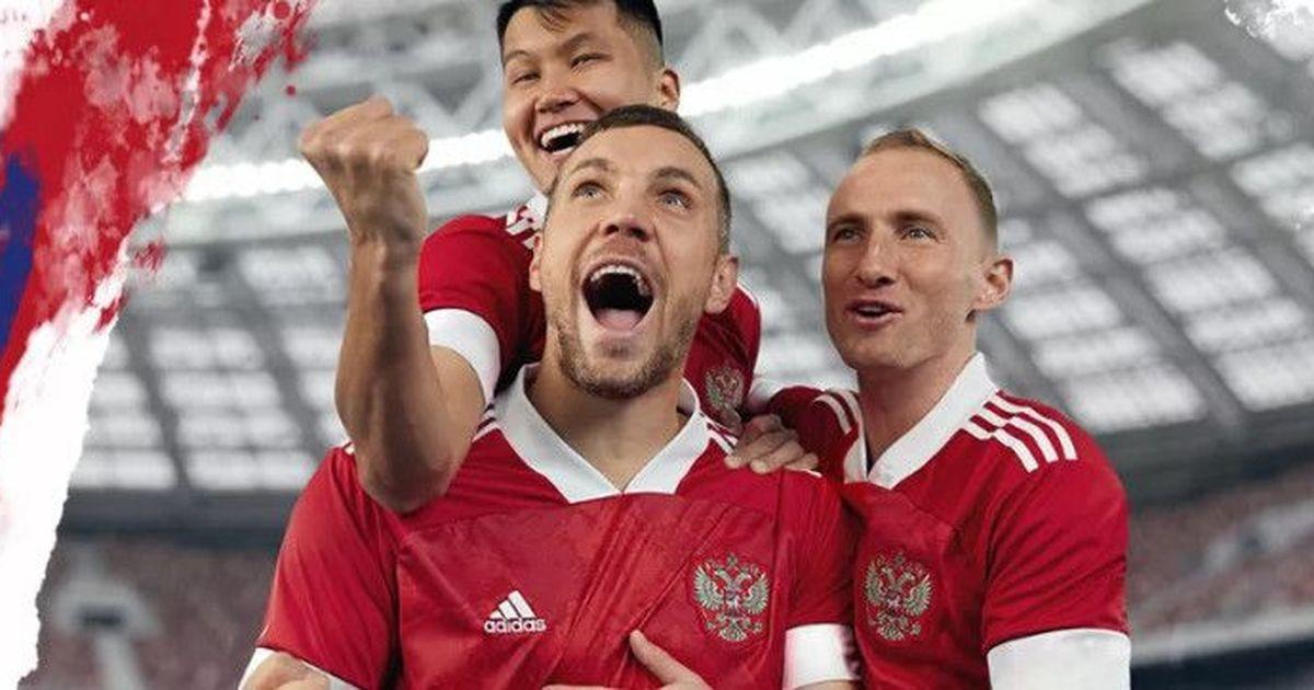Фото Adidas обновил форму сборной России по футболу