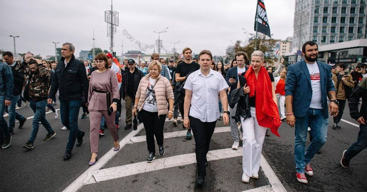 Фото Белорусская оппозиция возмутилась созданием