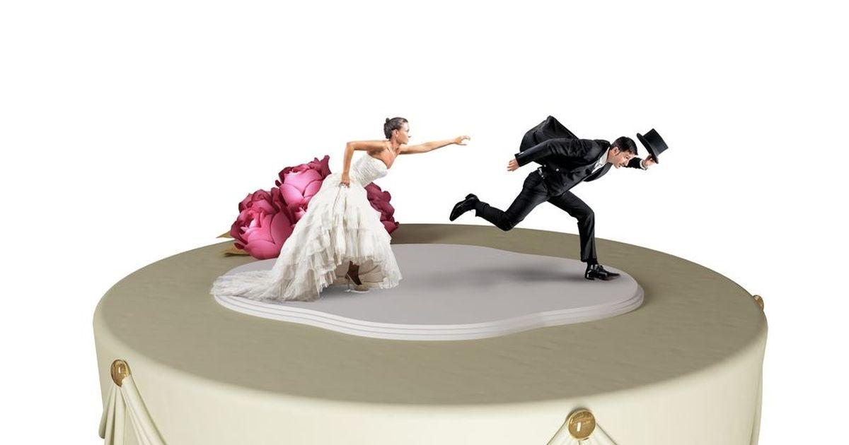 Фото Петербурженка подала заявление на розыск сбежавшего со свадьбы мужа