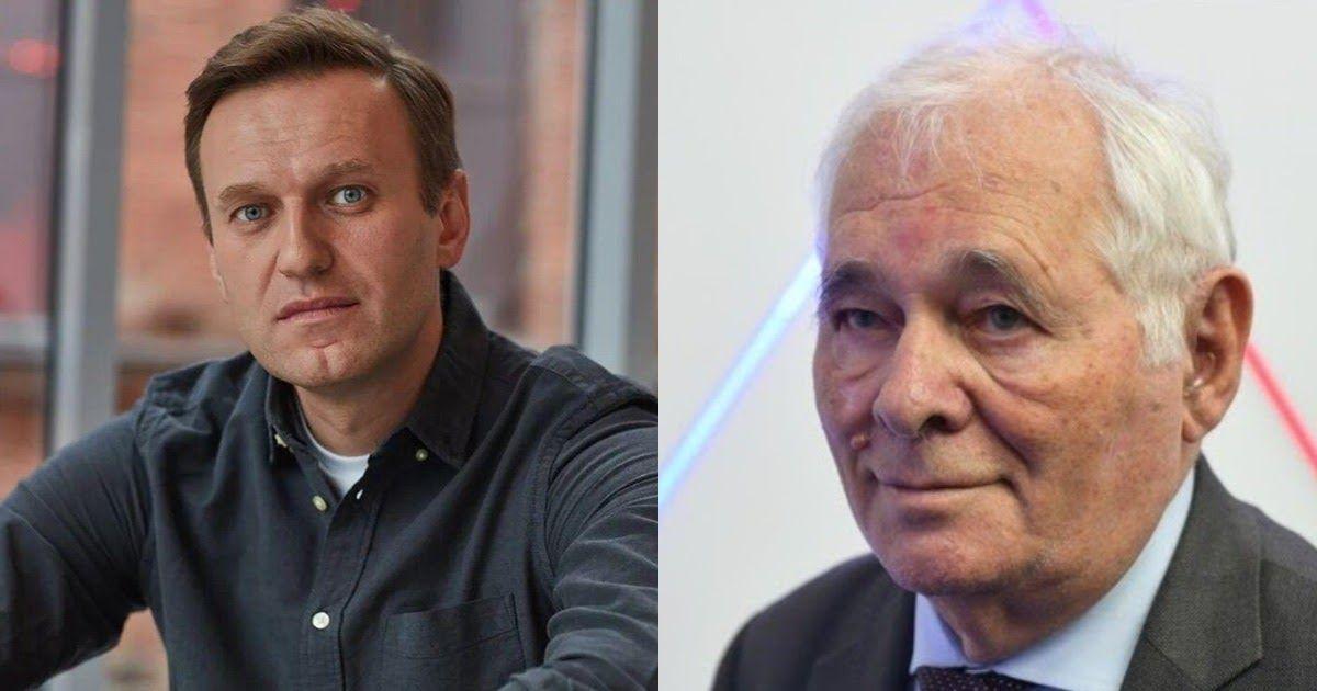 Фото Рошаль прокомментировал лечение Навального в России