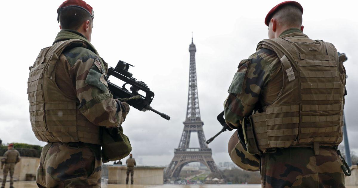 Фото Французского военного заподозрили в измене в пользу России
