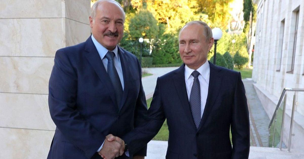 Фото Лукашенко приедет на встречу с Путиным в ближайшие недели