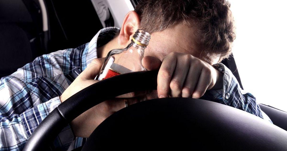 Фото Пьяный водитель с ребенком смог дунуть в алкотестер с 21 раза