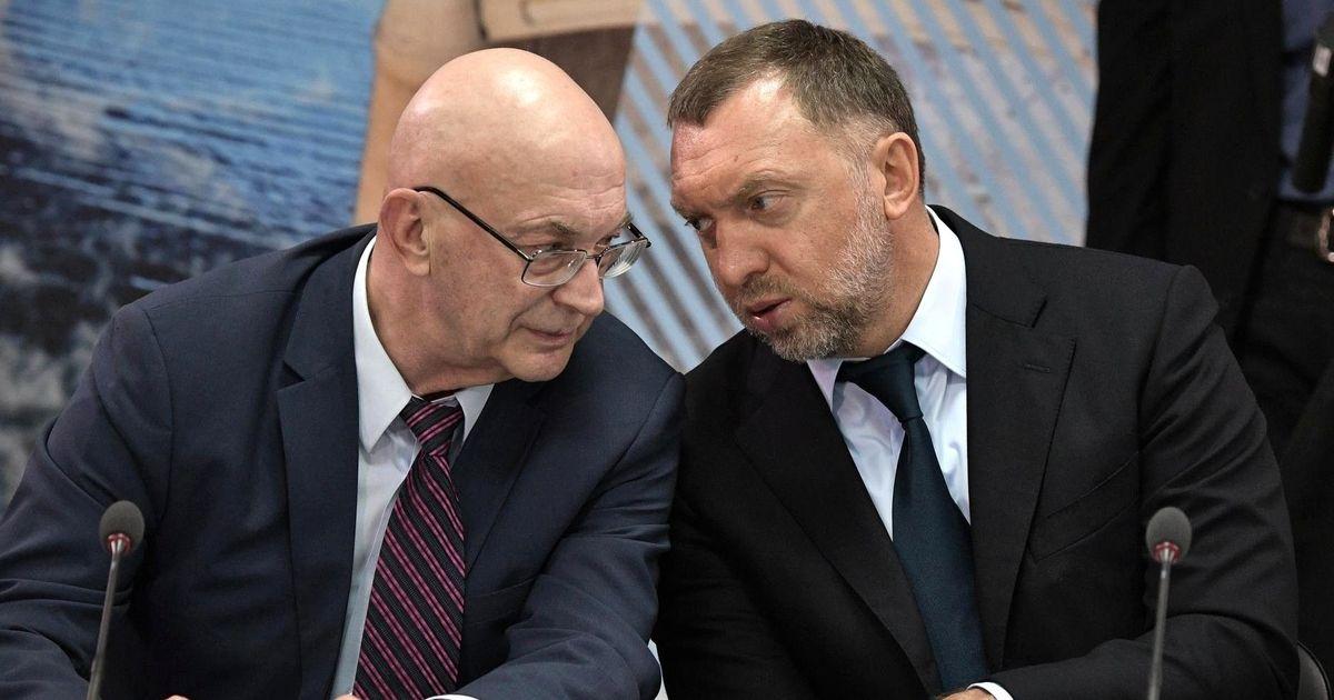 Фото Олег Дерипаска стал почетным профессором МГУ