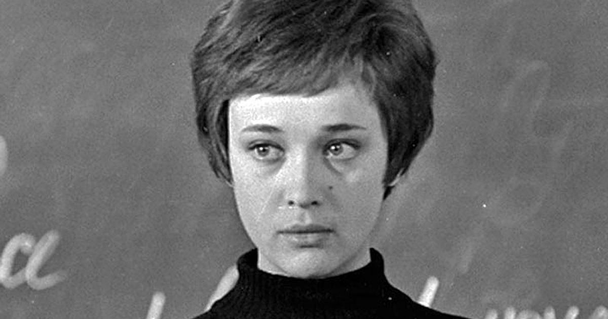 Фото Умерла актриса из фильма «Доживём до понедельника» Ирина Печерникова