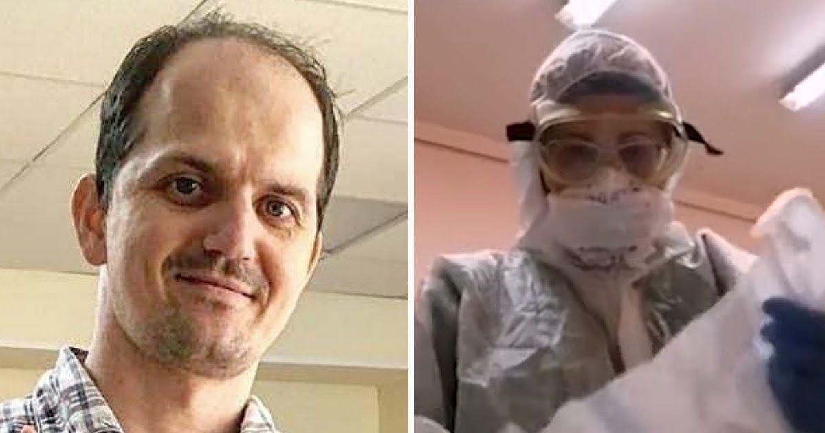 Фото Парализованный пациент с ковидом снял на камеру хaмcтвo медсестры с Урала