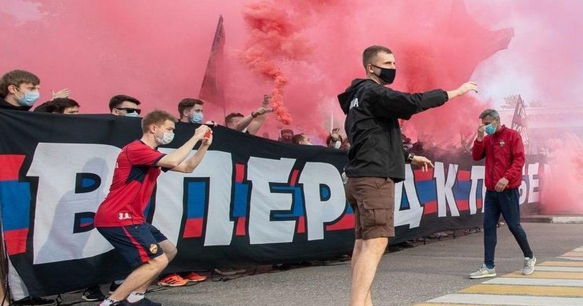 Фото Для фанатов ЦСКА запросили до 13 лет колонии за драку, в которой погиб человек