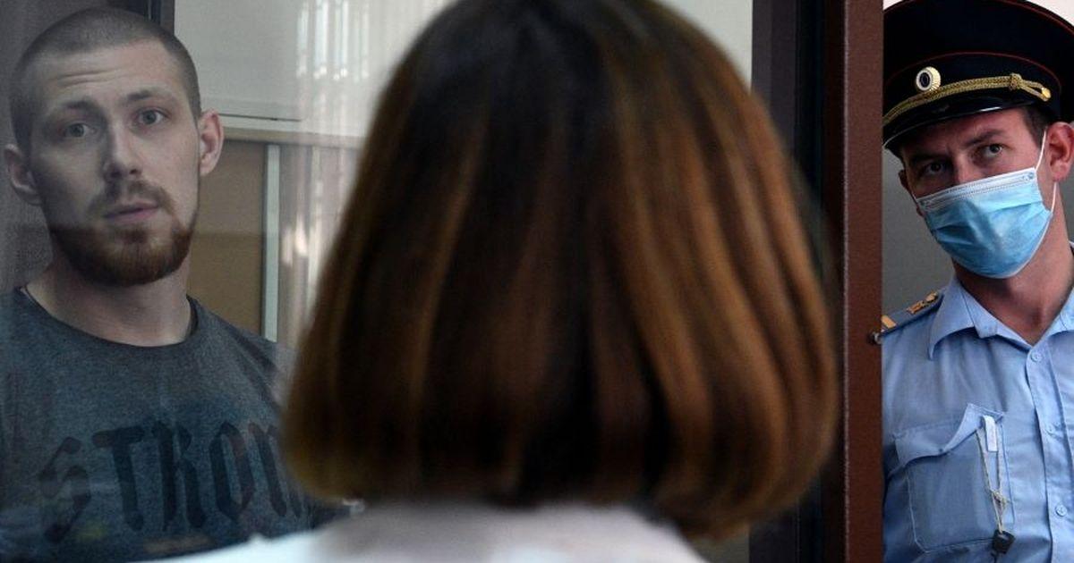 Фото Фигурантам дела о подбросе наркотиков Голунову ужесточили обвинение