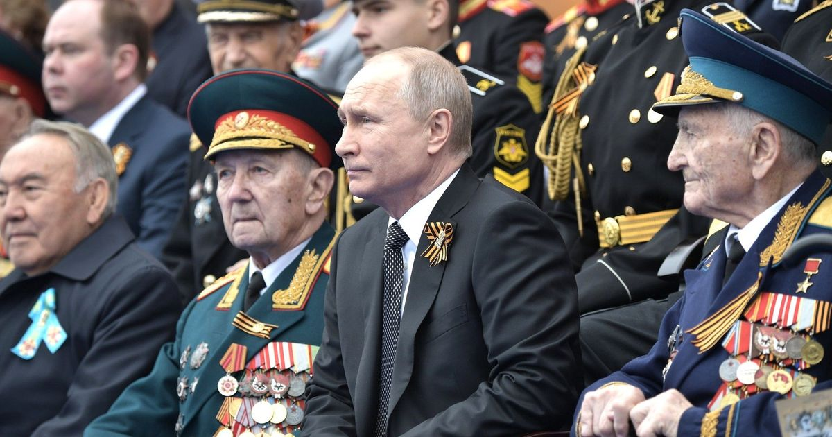 Фото ВЦИОМ: почти половина россиян не знают, когда началась Вторая мировая