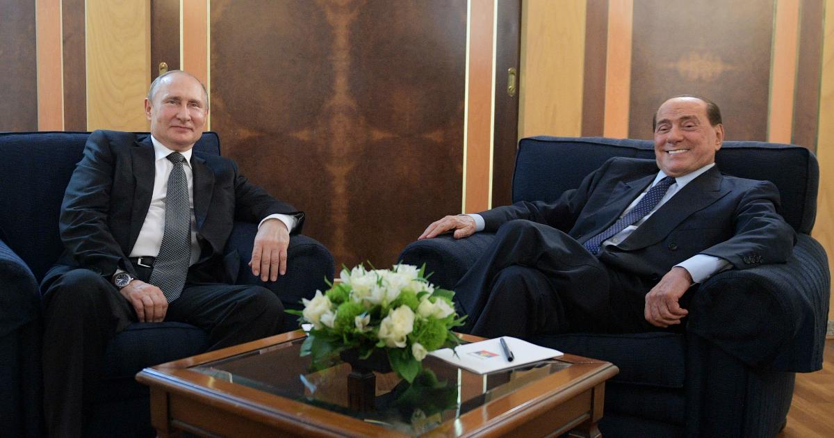 Фото Коронавирус у Берлускони: Кремль готов оказать помощь политику