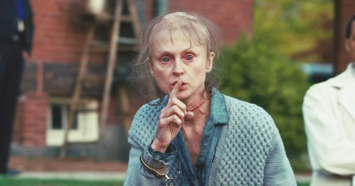 Фото Как выглядит жуткая пациентка психбольницы из «Острова проклятых»?