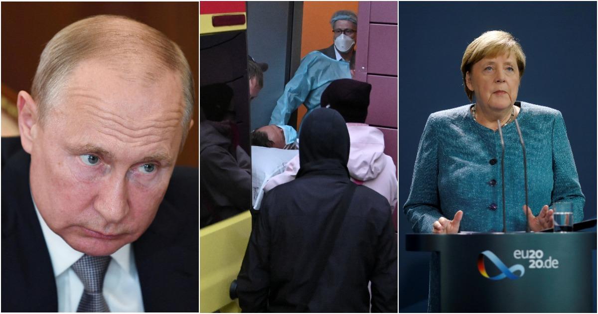 Фото Три удара по Путину. Чем аукнется России отравление Навального