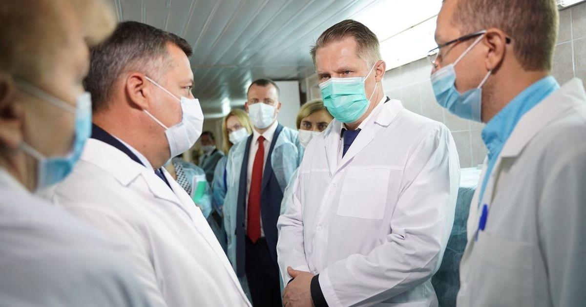 Фото Минздрав представил новые рекомендации по лечению коронавируса
