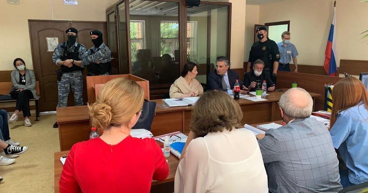 Фото Ефремов готов к суровому приговору
