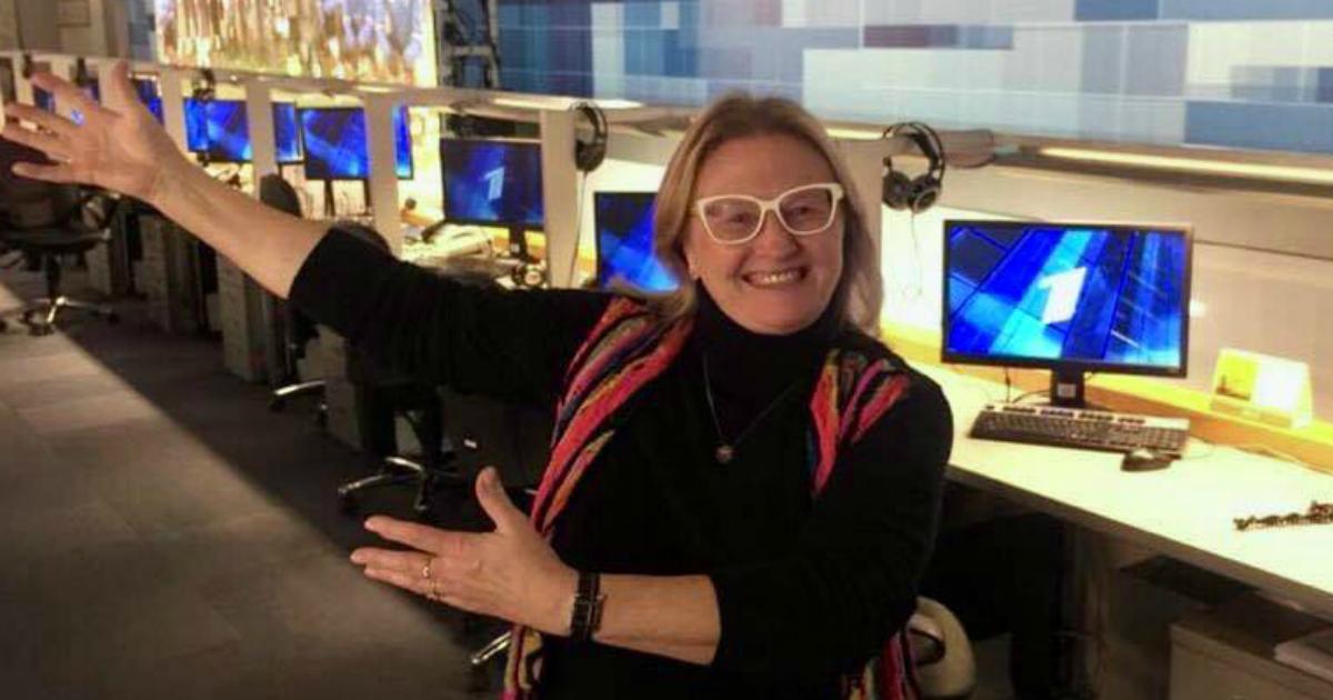 Фото Умерла телеведущая «России 1» Александра Ливанская