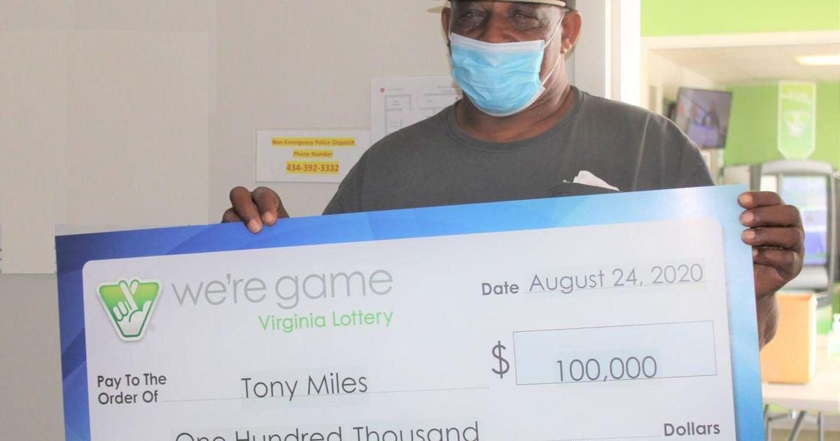 Фото Мужчина купил 20 одинаковых лотерейных билетов и выиграл 20 раз