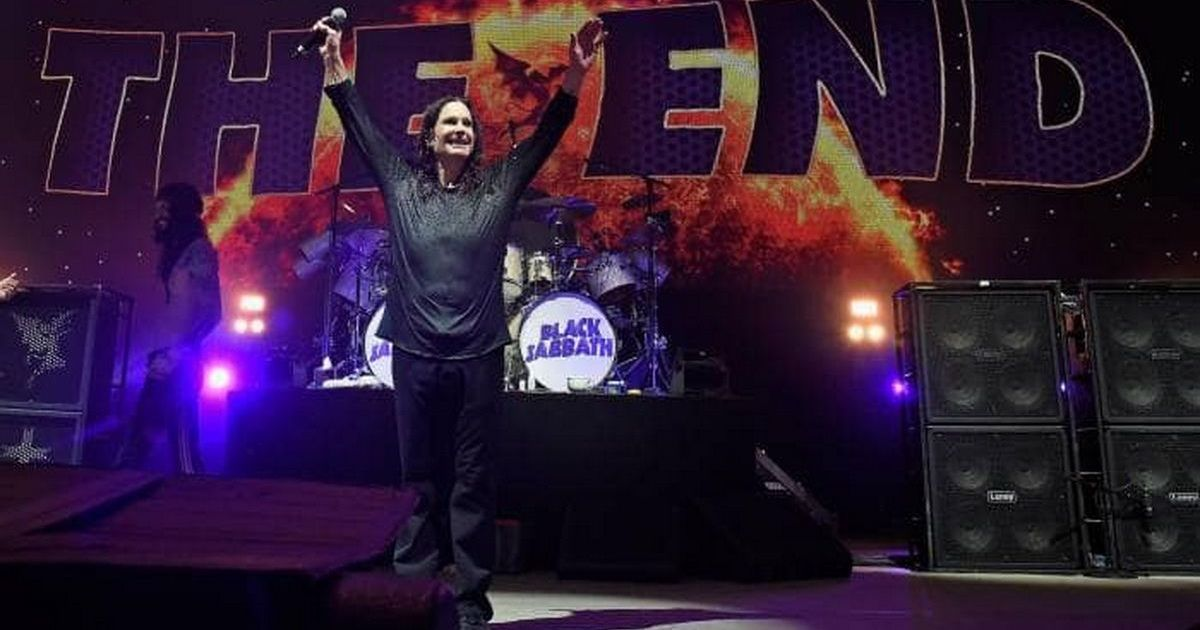 Фото Оззи Осборн не захотел воссоединения Black Sabbath