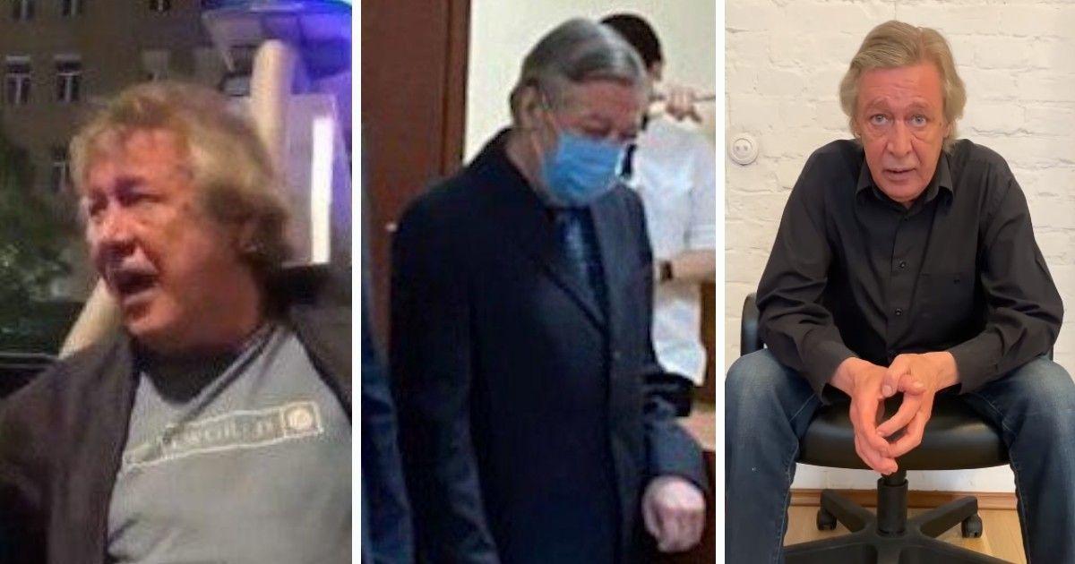 Фото Суд признал Ефремова виновным в ДТП