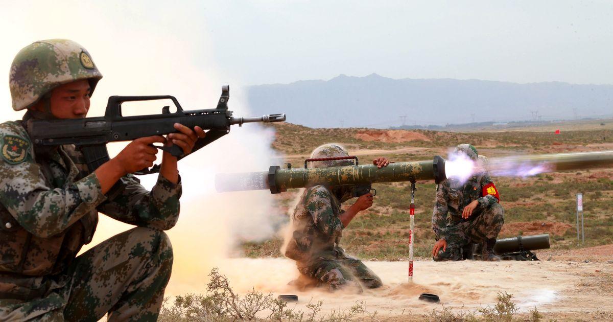 Фото Военные Индии и Китая проводят экстренные переговоры