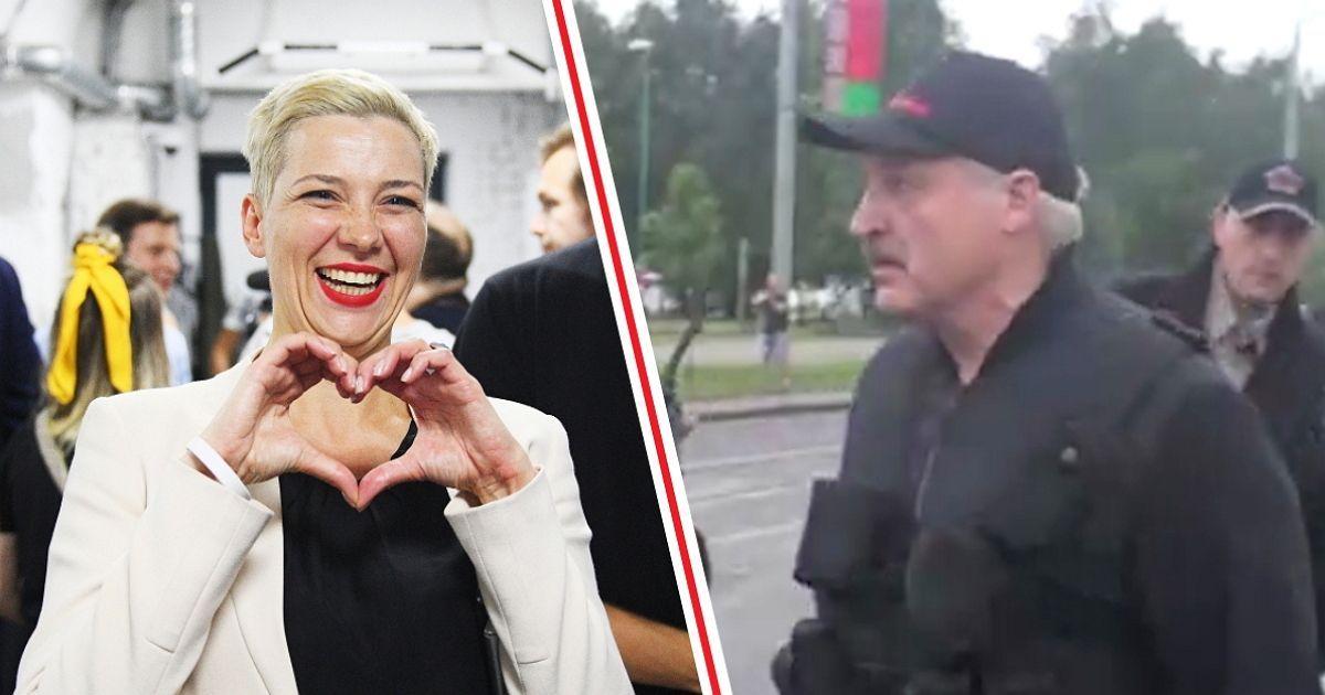 Фото Загадочная Мария Колесникова: что известно о лидере протестов в Беларуси
