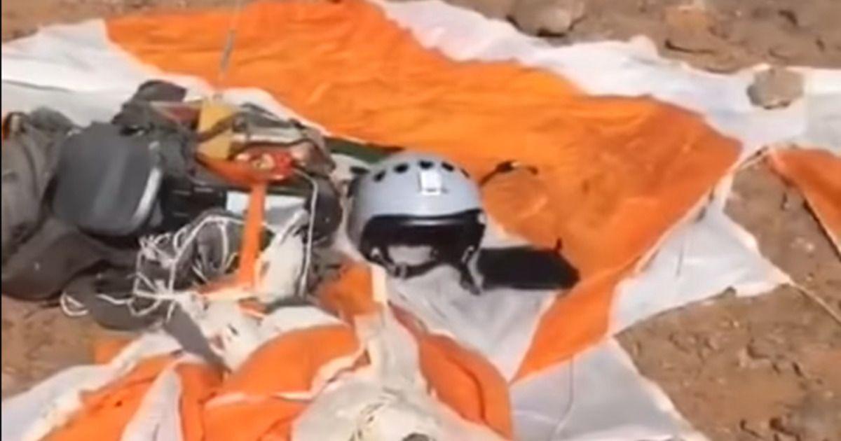 Фото МиГ-29 с русскоговорящим летчиком сбили в Ливии