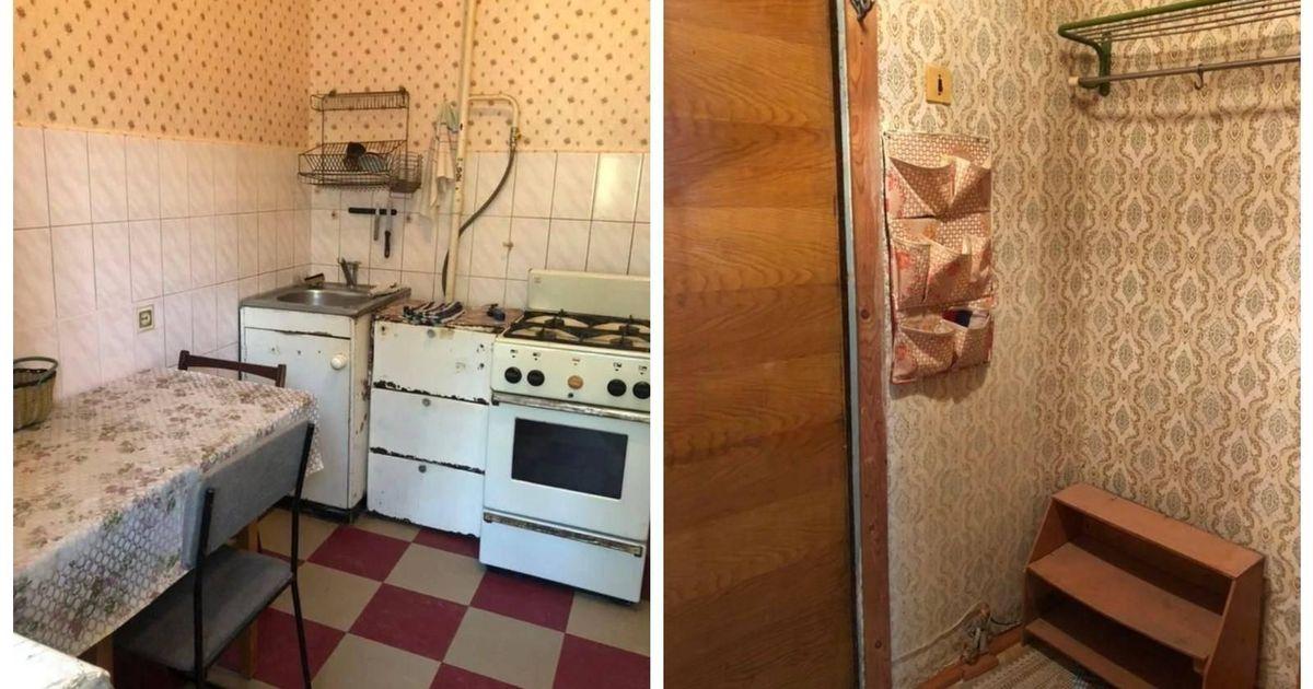 Фото Учительница показала квартиру, которую можно снять на ее зарплату