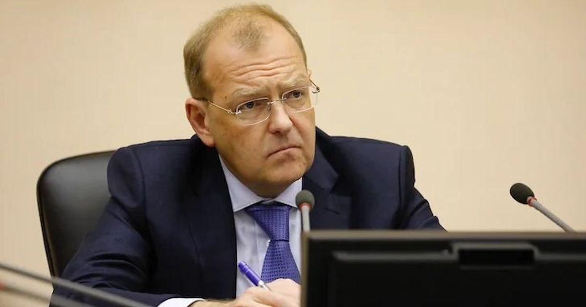 Фото Замглавы Минэнерго Анатолию Тихонову предъявлено обвинение