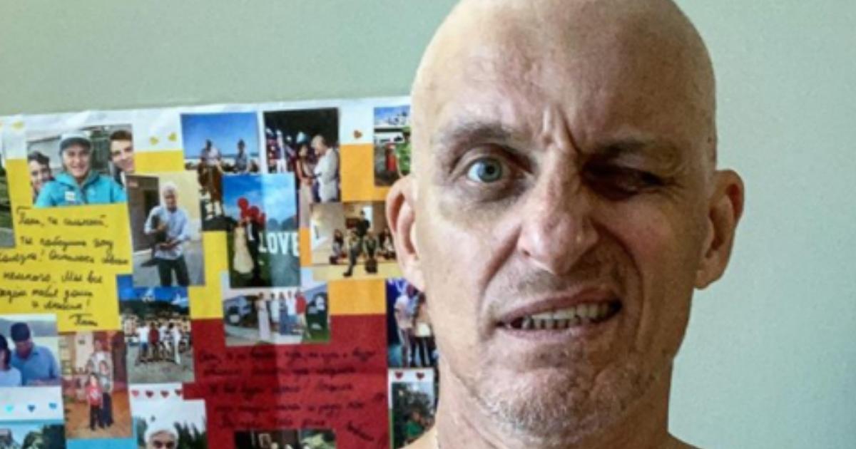 Фото Тиньков рассказал, как переносит пересадку костного мозга