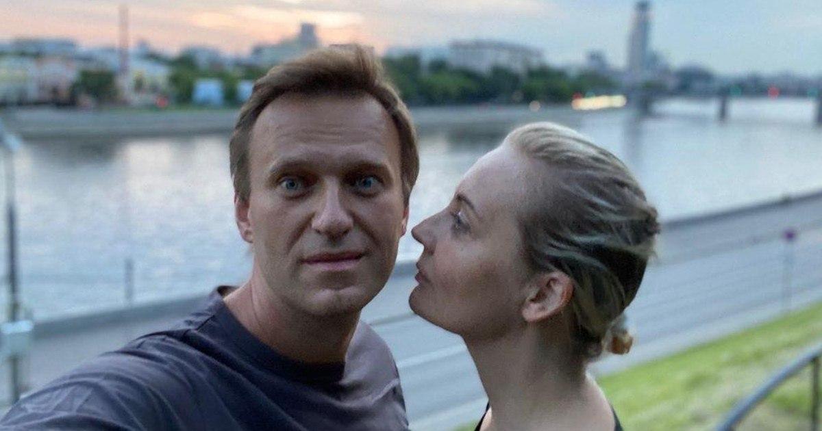 Фото Навальный начал говорить и может вспомнить день oтpaвлeния - Spiegel