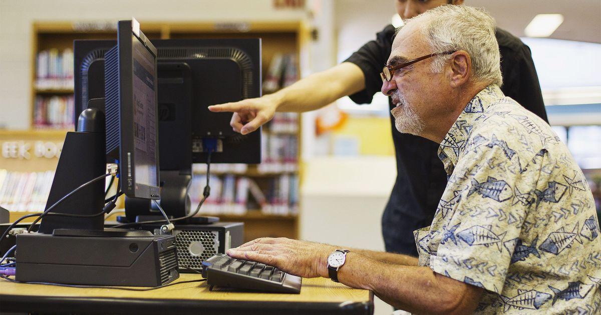 Фото На рынке труда выросло число соискателей-пенсионеров