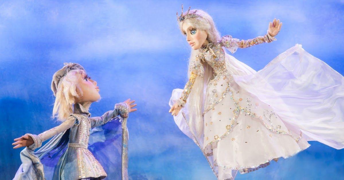 Фото Московский детский сказочный театр открывает осенний сезон спектаклем «Не буду просить прощения»