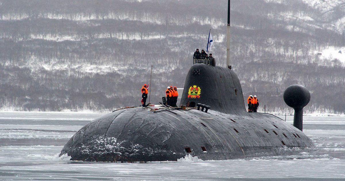 Фото Командир российской АПЛ объяснил уничтожение подлодки в случае залпа