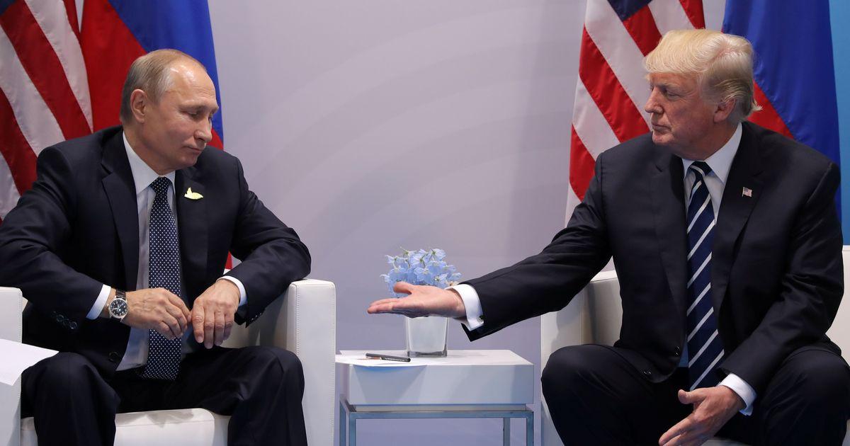 Фото Трамп похвастался дружбой с Путиным и Ким Чен Ыном