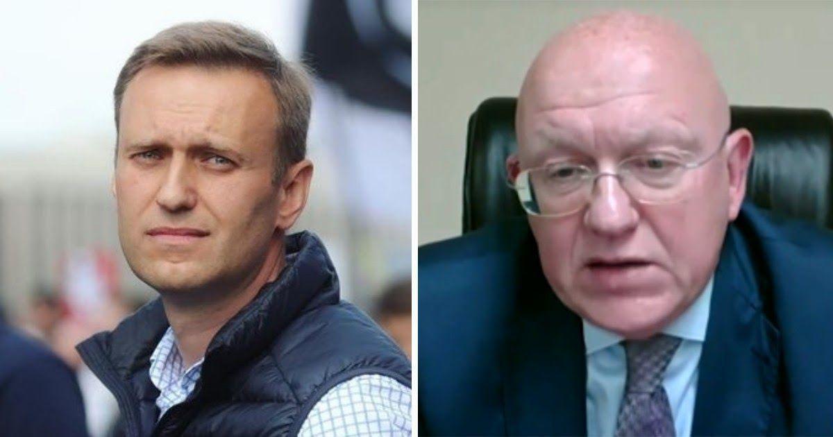 Фото Стычка в Совбезе ООН: Небензя ответил на обвинения по делу Навального