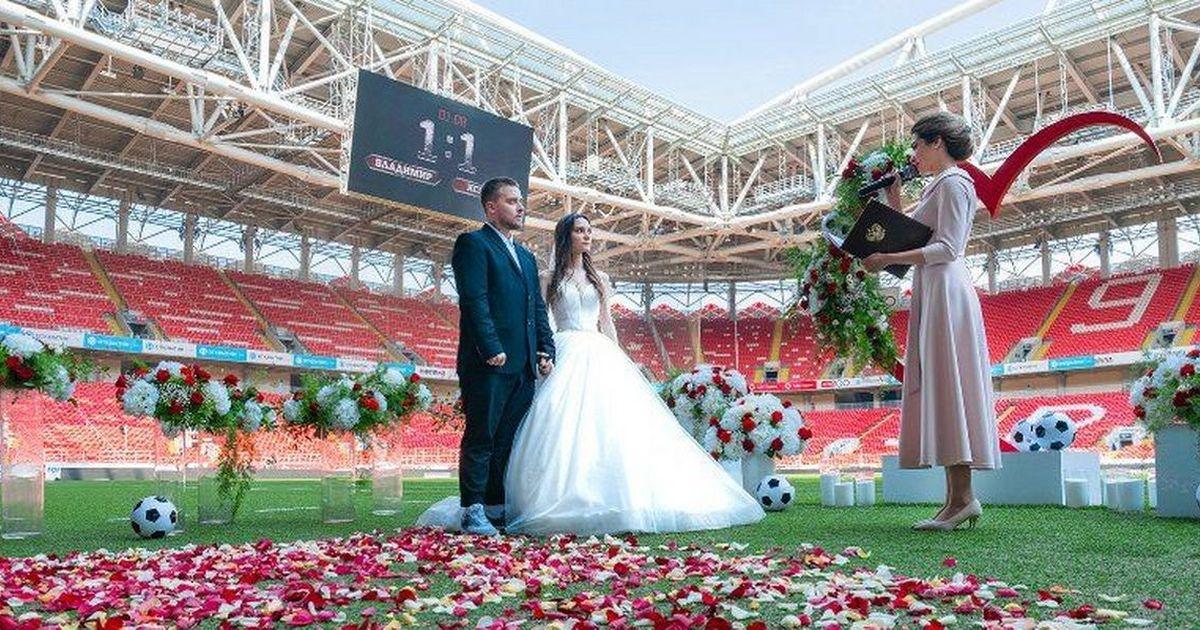 Фото Власти Москвы рассказали о необычных местах для регистрации браков