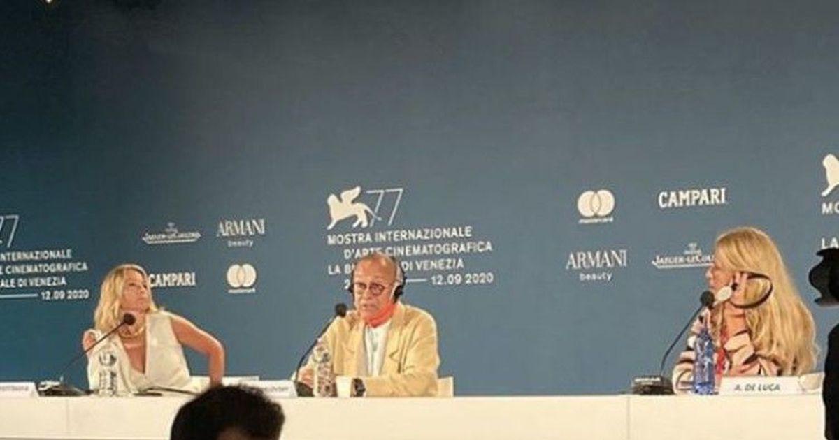 Фото Награда Венецианского кинофестиваля стала неожиданностью для Андрея Кончаловского