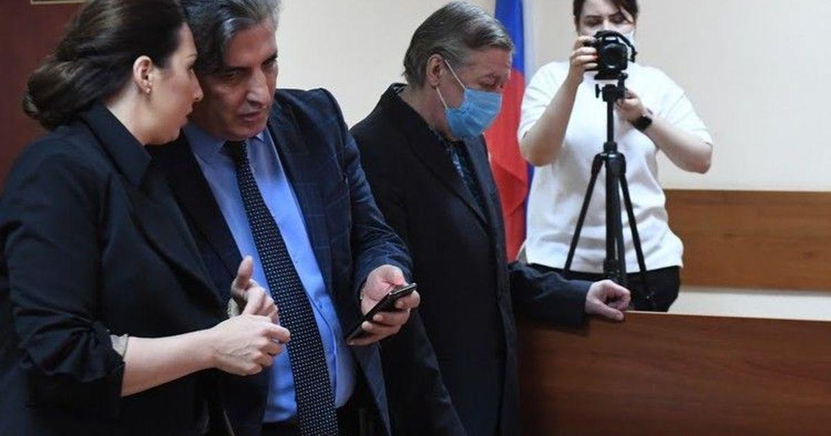 Фото Пашаев отреагировал на гонорар в 11 млн рублей от Ефремова