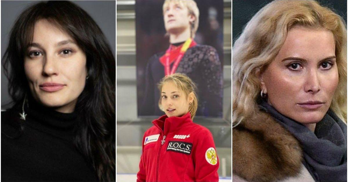Фото «Слила все детство»: Миро назвала глупым решение Косторной сняться с проката